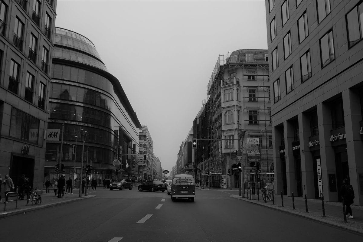 Friedrichstraße Berlin 2