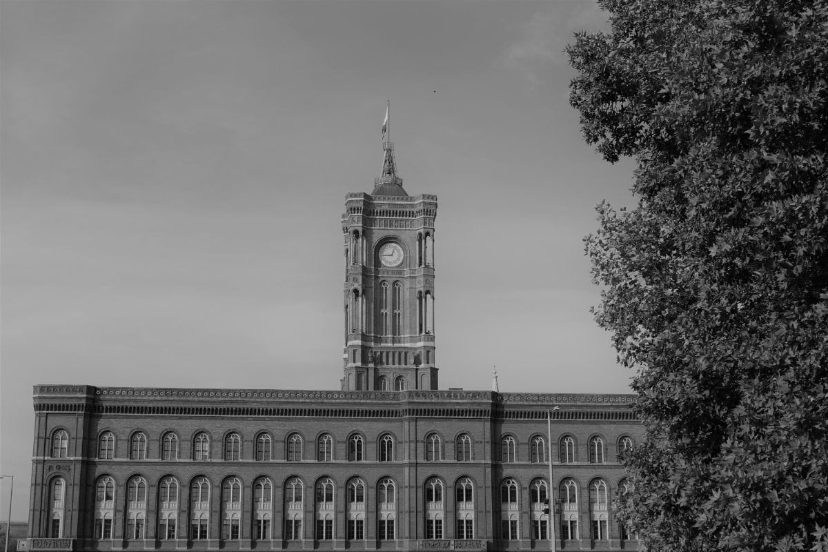 Rotes Rathaus 1