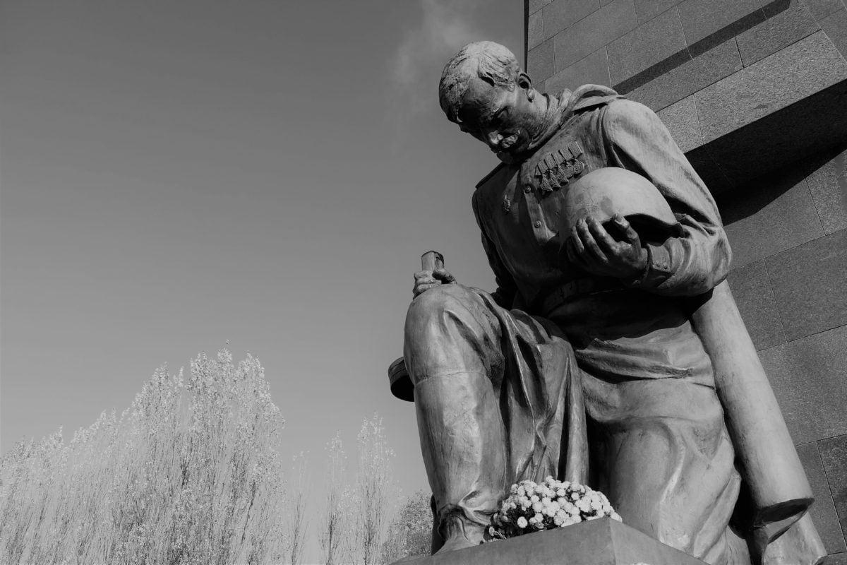 Sowjetisches Ehrenmal Treptower Park 1