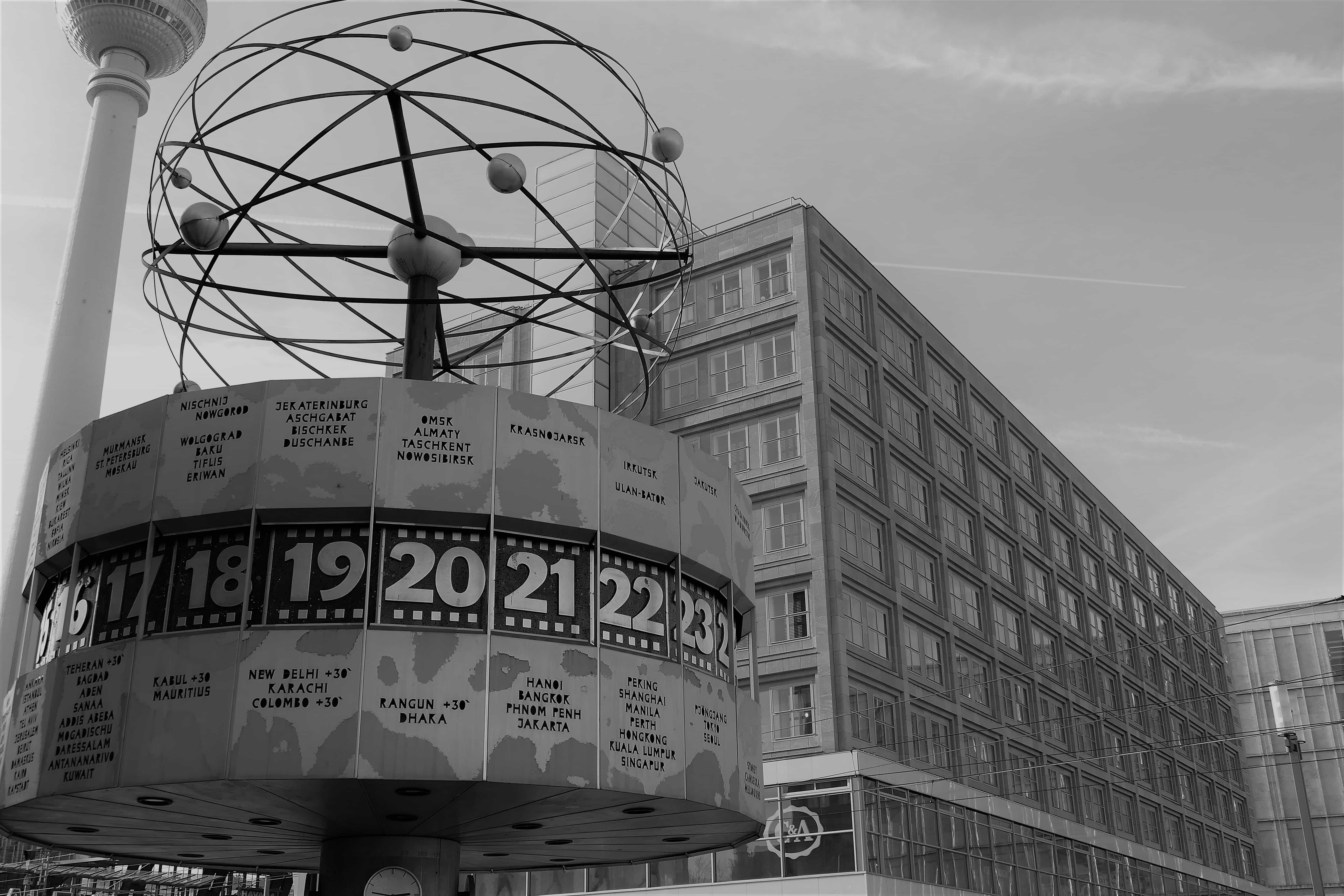 Alle Sehenswürdigkeiten Berlin 2