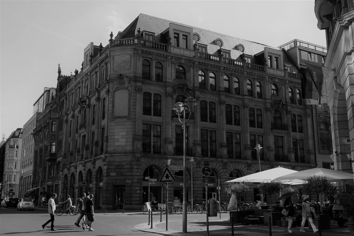 Friedrichstraße Berlin 1