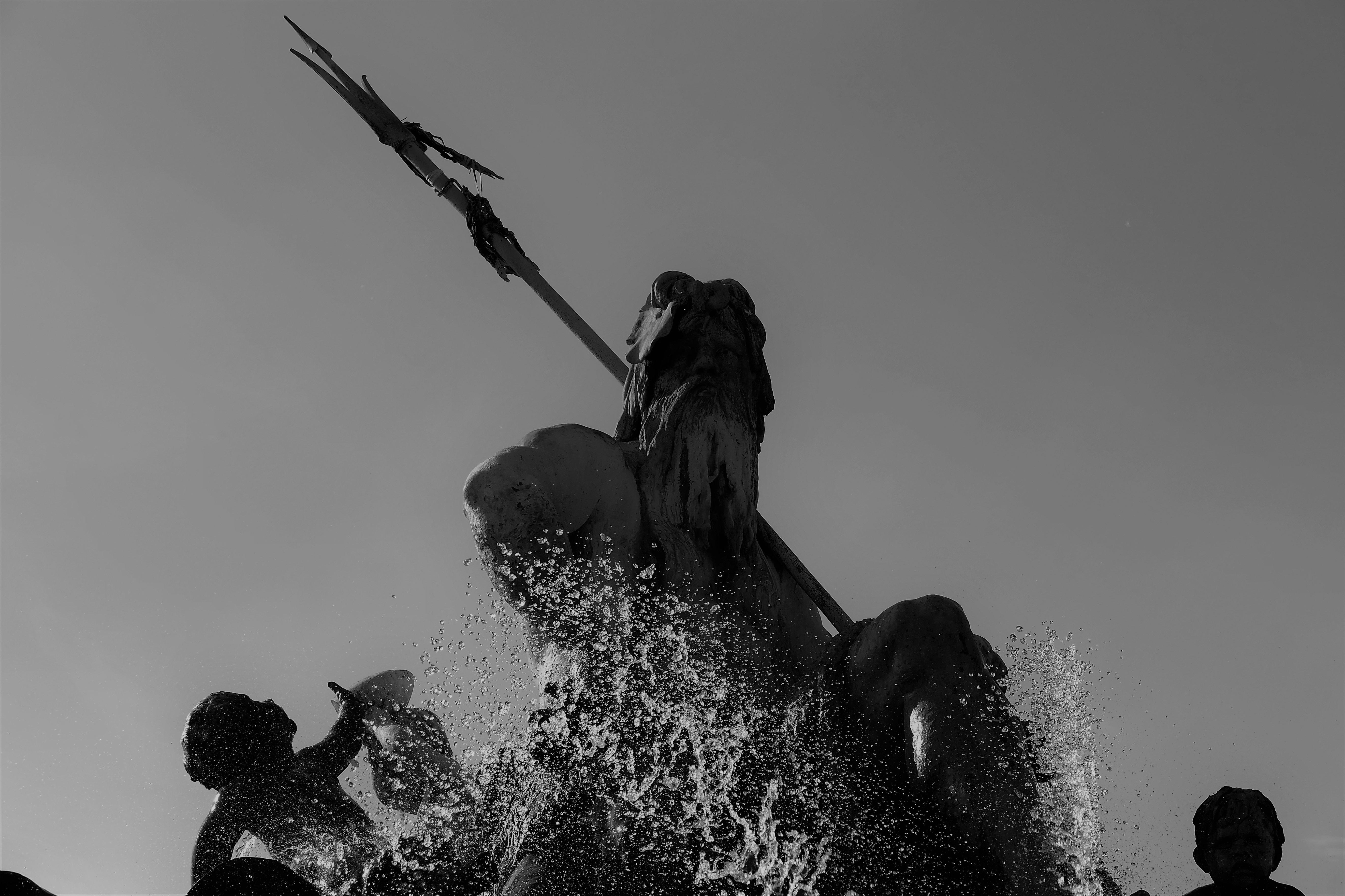 Neptunbrunnen 2