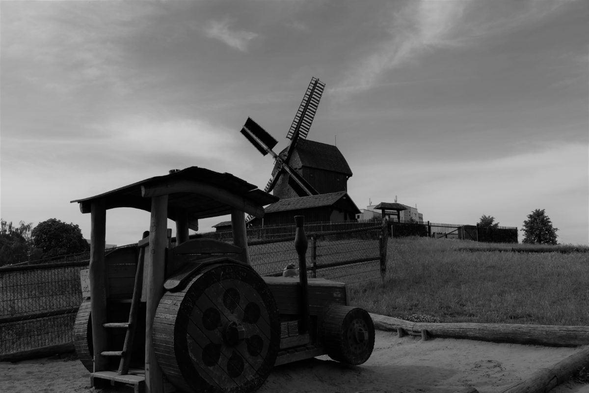 Bockwindmühle Marzahn 1