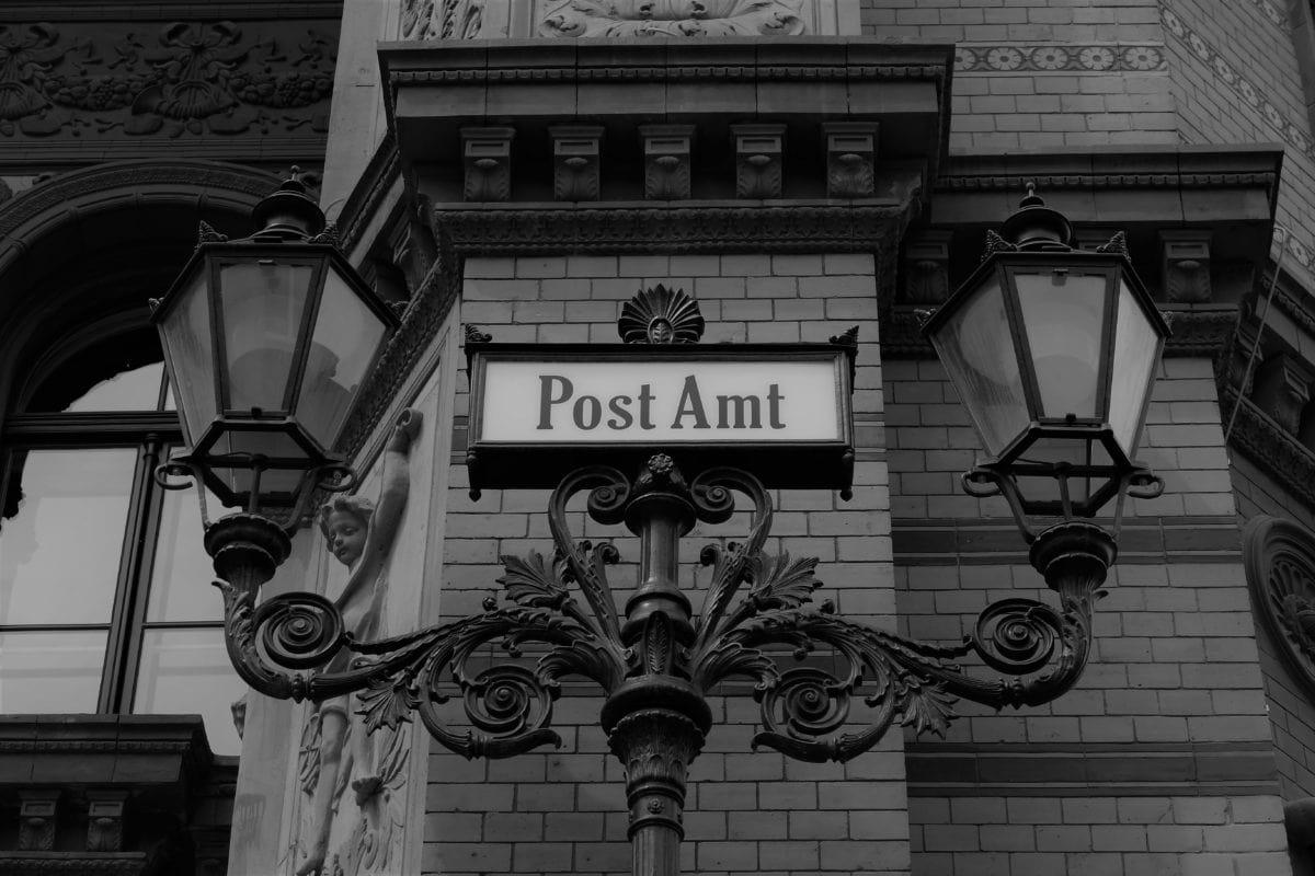 Postfuhramt 1