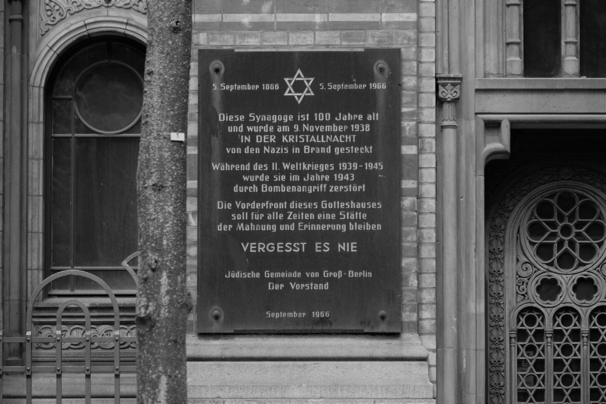Neue Synagoge 1
