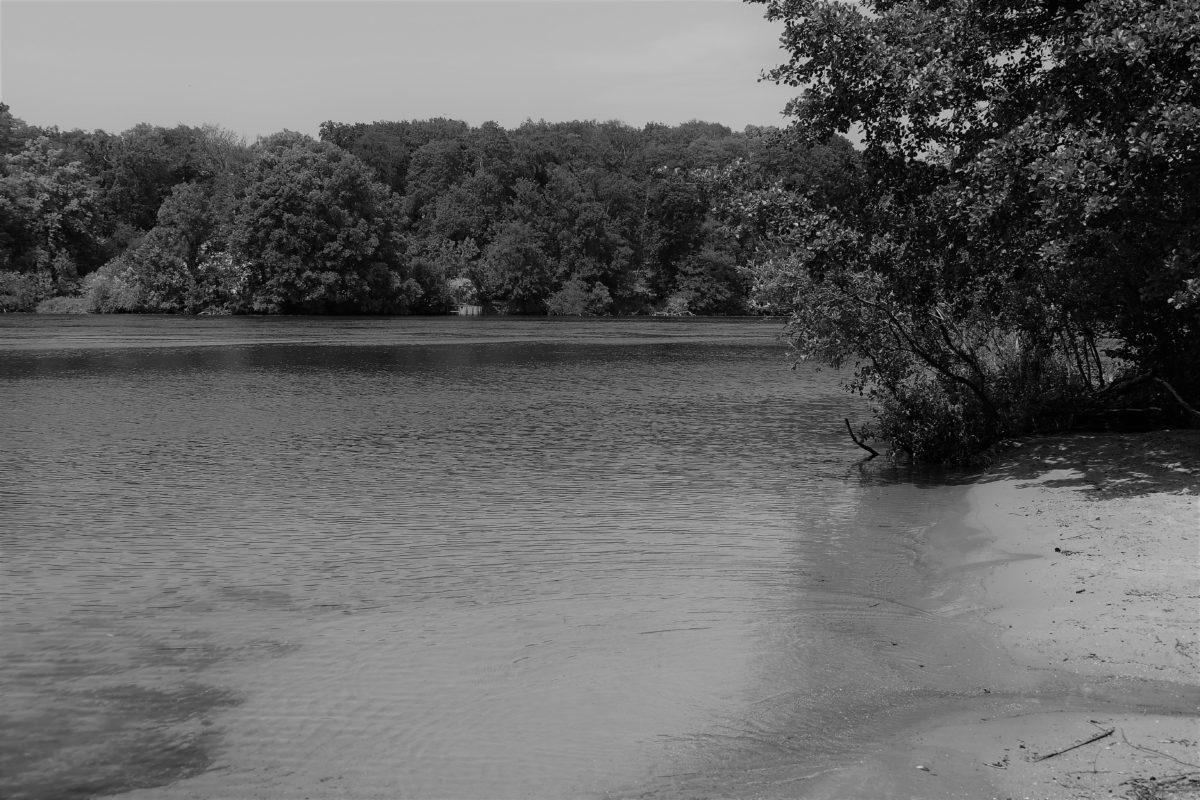 Wannsee mit Strandbad (Berlin) 2