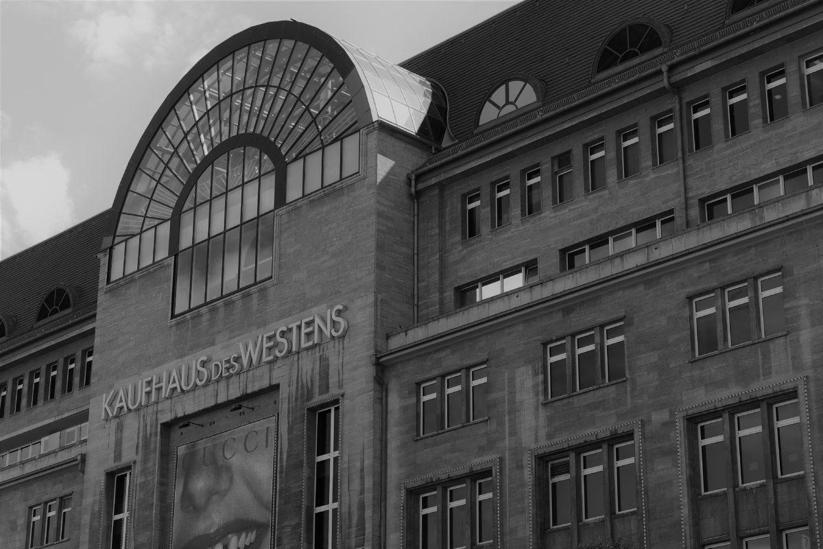 Kaufhaus des Westens 1