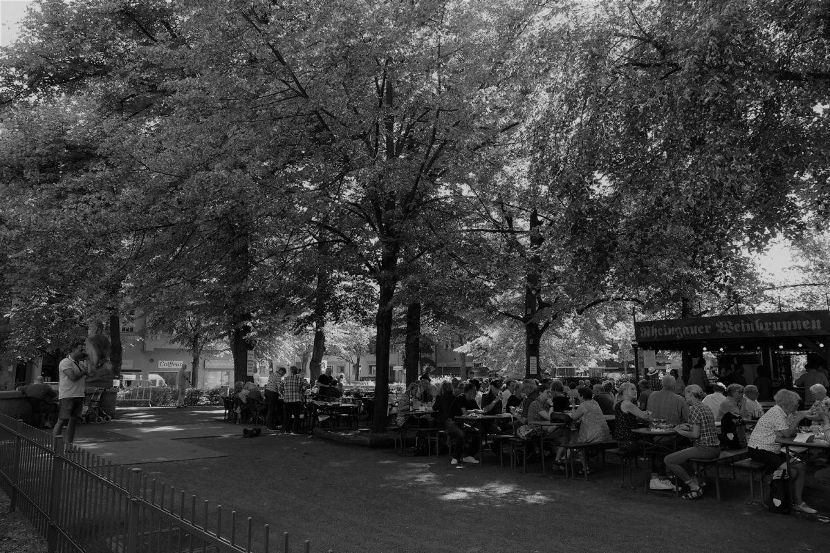 Rüdesheimer Platz 1