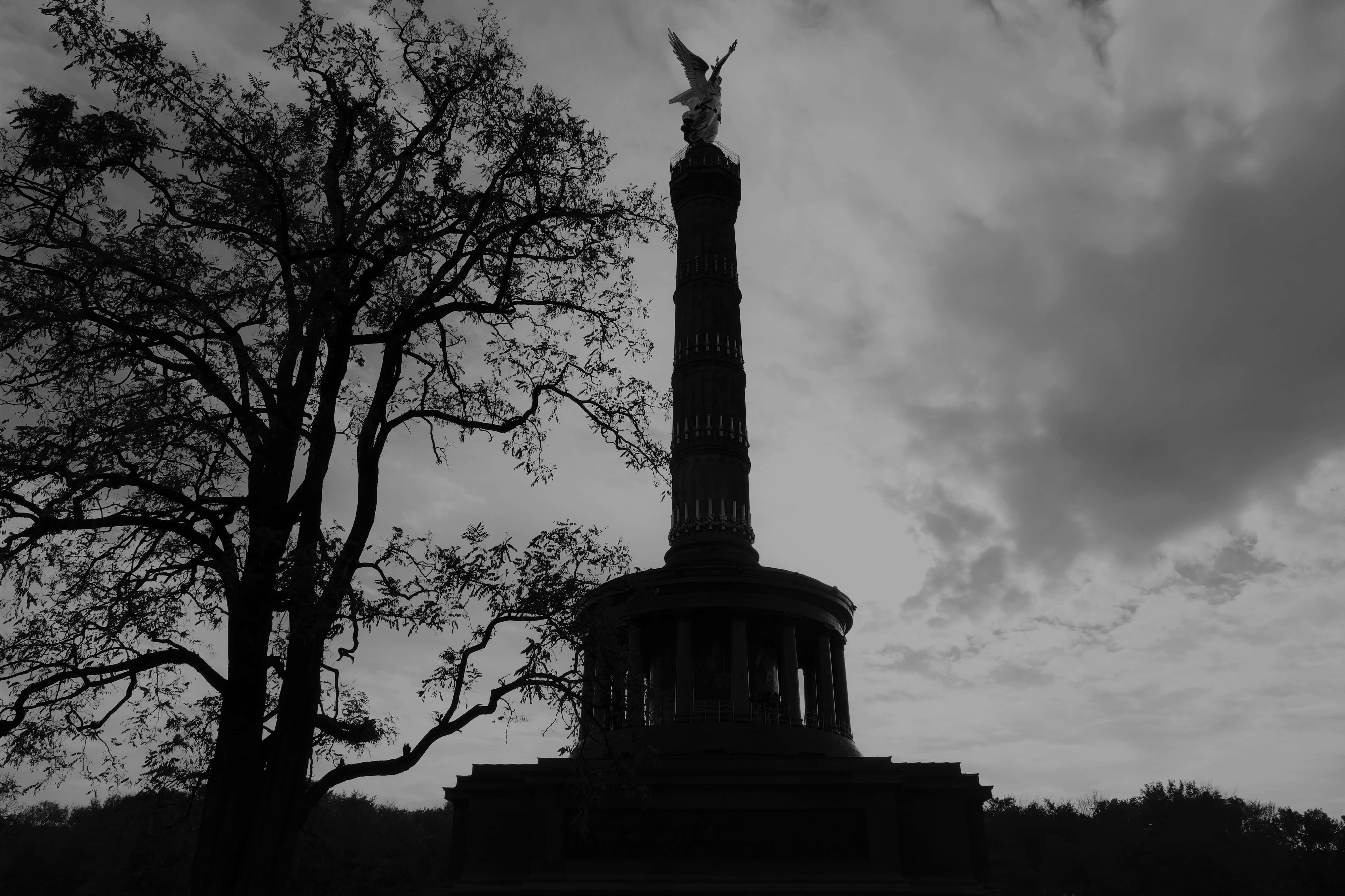 Die Siegessäule in Berlin